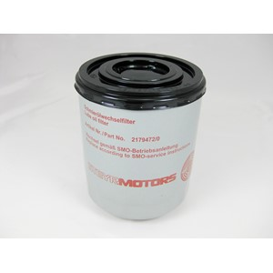 OIL FILTER CARTRIDGE