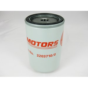 FUEL FILTER CARTIDGE SHORT